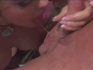 Hot latina milf bitch gets one as well as the other her holes fucked hardcore for fun