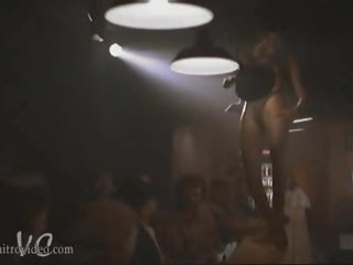 Incredibly Hot Celeb Marta Oliveres Dancing In Sexy Lingerie