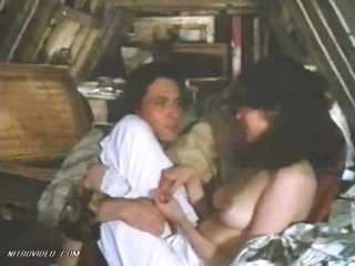 Beautiful Brunette Sylvia Kristel Shows Her Perfect Natural Boobs