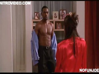 Stunning Black Beauty Vivica A Fox Looks Bonerific In Sexy Lingerie