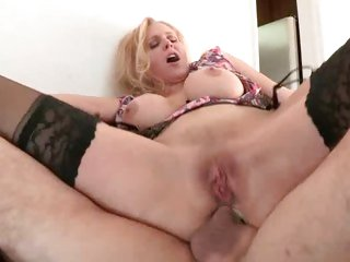 Scorching Julia Ann is crammed up her ass hole