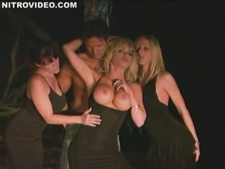Big Mangos Everywhere With Lexi Lamour, Nikki Fritz, Rebecca Love & Tylene Buck