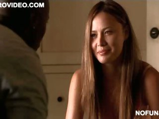 Exotic Playgirl Moon Bloodgood Wearing Just Panties