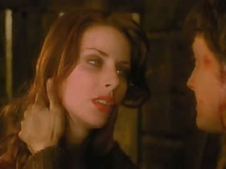 Greatly Sexy Vampires Orgy Featuring Sexy Brunette Babe Diane Neal