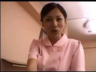 Breasty nurse