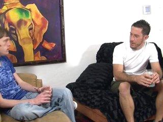 Mark hammer satisfies the sexy craving of Corey jakobs