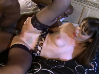 Dana DeArmond cougar have sex with her black partner