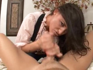 Amazing blowjob leads to even better sex