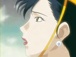Hentai tart anally banged & creampied