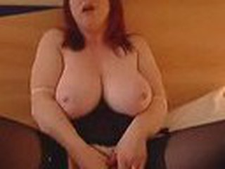 Some girls can't even imagine how deep their love-hole can be: this crazy chubby slut shows you that her vagina is extremely deep.