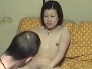 Raunchy Asian girl is ready to fuck anytime, anyplace! As long as the guy is willing to open up her cunt with his tongue, and give her the hard dick long and hard.