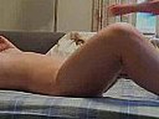 Sexy blonde tattooed slut meets up with her bandmate after practice once again so they can fuck hardcore in this webcam sex video. She is penetrated by his big cock in her horny pussy.