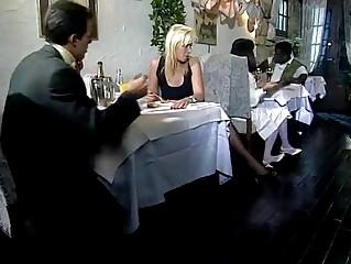 Restaurant full of German perverts