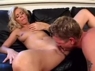 Blonde milf needs a good fucking