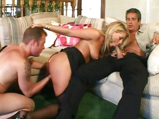 Chelsea Zinn double penetration